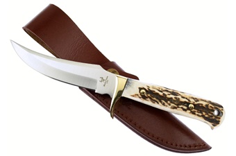 Closeout Whitetail Stag Bowie (1pc)