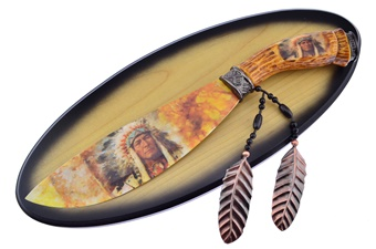 Closeout Indian Display Knife (1pc)