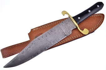 Closeout Buffalo Damascus Bowie (1pc)