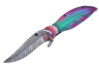 Closeout Feather Snapshot (1pc)