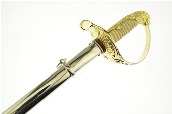 Closeout Military Sword (1pc)
