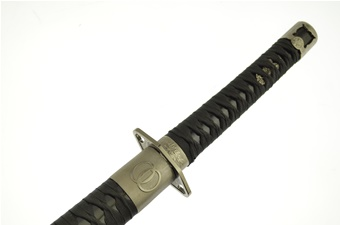 Closeout Double Warrior Katana (1pc