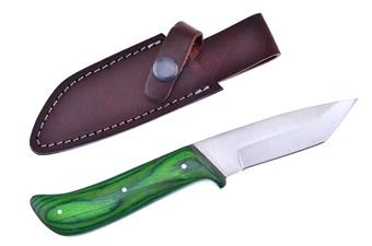 Green Pakkawood Hunter Prototype (1pc)