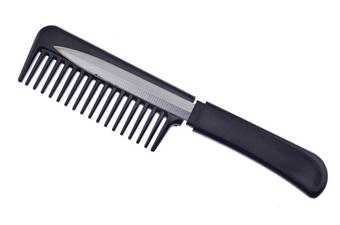 "6.5"" Comb Letter Opener"