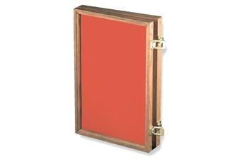 "12"" X 18"" Hardwood Display Case"