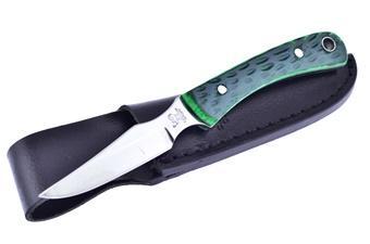 "6.5"" H&R Antique Green Bone Caping Knife"