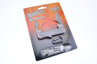 "3.75"" Stainless Steel Camp Combo"