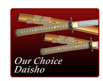 Our Choice 3pc Daisho