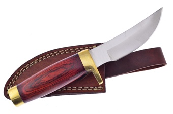 """8"""" Red Deer Pakkawood Hunter"""