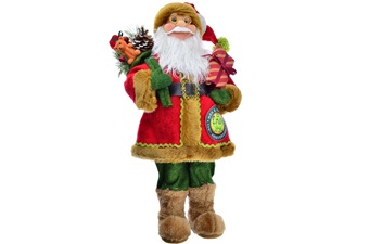 "24"" Hen + Rooster 175th Anniversary Santa Claus"