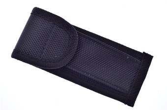 "4""Soft Black Nylon Sheath"
