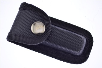"3"" Black Formed Nylon Sheath"