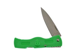 """3.75"""" Zombie Green Folder"""