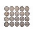 BUFFALO-20 - 20 Pack Buffalo Nickel