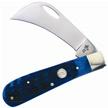 CCN-02383 - Closeout Blue Jigged Bone Hawkbill (1pc)