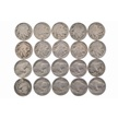 CCN-105839 - Buffalo Nickel Pack (20pcs)