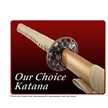CCN-52181 - Our Choice Fantasy Katana (1pcs)