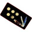 CCN-5842 - Steel Warrior '00 Gold Quarters
