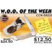 CCN-59233 - Woo Of The Week (1pc)