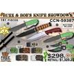 CCN-59387 - Buzz N Bob's Knife Showdown(161pc)