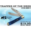 CCN-59511 - Trapper Of The Week (1pc)