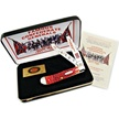 CCN-10122 CASE FAMOUS GENERALS (1PC) [Case Licensed • Collectors' Items • Civil War]