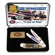 CCN-13044 CASE LAW ENFORCEMENT SET (1PC) [Case • Collectors' Items • Collectors' Sets]