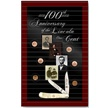 CCN-16432 ABE LINCOLN 100TH ANNV.SET (1PC) [Frost Cutlery • Collectors' Items]