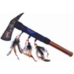 CCN-30355 INDIAN TRIBAL AXE (1PC) [Frost Cutlery • Fixed Blades & Hunters • Axes/Hatchets]