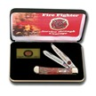 CCN-31893 FIREHOUSE SPECIAL (1PC) [Case • Pocket Knives • Licensed Properties]