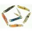 CCN-36408 SIX PACK OF NUTS (6PCS) [Assorted • Pocket Knives]