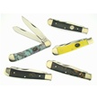 CCN-36725 BUCK CREEK TRAPPERIZED (5PCS) [Buck Creek • Pocket Knives • Premium Knives]