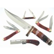 CCN-37860 BLOODHOUND PICKBONE COLL.(5PCS) [Assorted • Fixed Blades & Hunters]