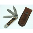 CCN-38220 CATTLE RANCHER TRAPPER (1PC) [Bone Collector USA • Pocket Knives]