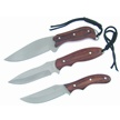 CCN-38477 ROSEWOOD PROGUIDE (3PCS) [Frost Cutlery • Fixed Blades & Hunters • Hunting Knives]