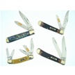 CCN-38769 PARKER FROST FAVORITES (4PCS) [Parker Frost • Pocket Knives • Premium Knives]