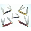 CCN-39159 EXCELSIOR SHOWCASE (5PCS) [Excelsior • Pocket Knives]