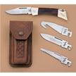 CCN-39182 CASE XX CHANGER WOOD (1PC) [Case • Pocket Knives • Premium Knives]
