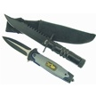 CCN-39814 DUCK PERFORMANCE  (2PCS) [Assorted • Fixed Blades & Hunters]
