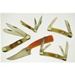CCN-45245 BURNT BONE BONANZA (5PCS) [Assorted • Pocket Knives]