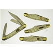CCN-45502 BRANDED ICE STOCKMANS (4PCS) [Assorted • Pocket Knives]