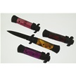 CCN-45519 MIDNIGHT MILANOS (4PCS) [Tac-Force • Pocket Knives]