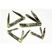 CCN-45601 GERMAN MOZAIC (4PCS) [German Bull • Pocket Knives]