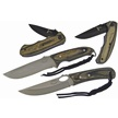 CCN-45679 SILVERWOOD SPECIAL (4PCS) [Assorted • Fixed Blades & Hunters]