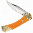 CCN-45885 TANGERINE BEAR CLAW (1PC) [Frost Cutlery • Pocket Knives]