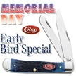 CCN-46274 CASE EARLY BIRD SPECIAL (1PC) [Case • Pocket Knives • Premium Knives]