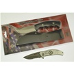 CCN-46602 NRA DEEP WOODS (2PCS) [Frost Cutlery • Fixed Blades & Hunters]