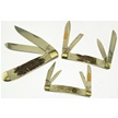 CCN-46644 RETIRED STAG TRIO (3PCS) [Trophy Stag • Pocket Knives]