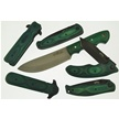 CCN-46692 EVERGREEN STEEL SIX PACK (6PCS) [Assorted • Fixed Blades & Hunters]