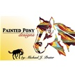 CCN-46723 PAINTED PONY TURQ SLIDE BAR (1PC [Painted Pony • Collectors' Items]